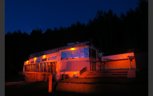 Night of Light: Jugend- und Kulturzentrum UFO Bruneck