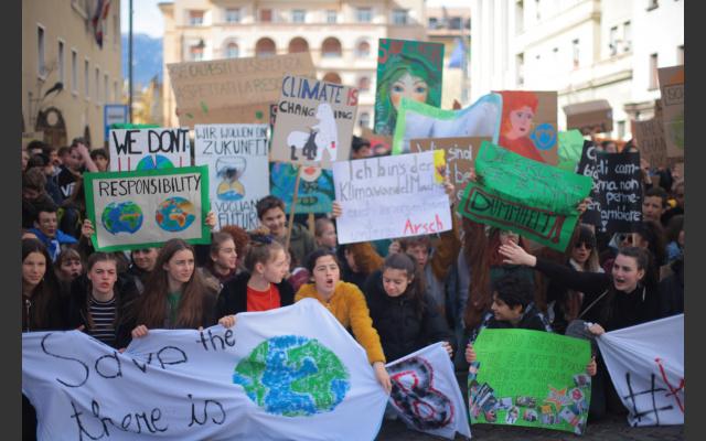 Klimastreik 15. März