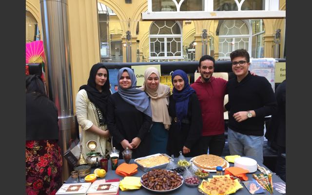 Mix di culture islamiche