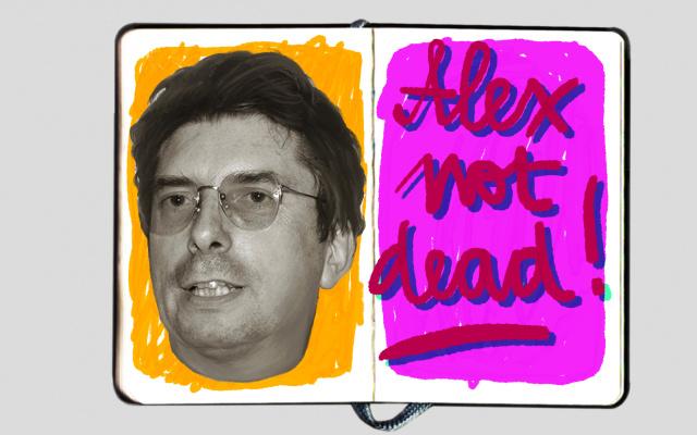 simmantics: alex not dead