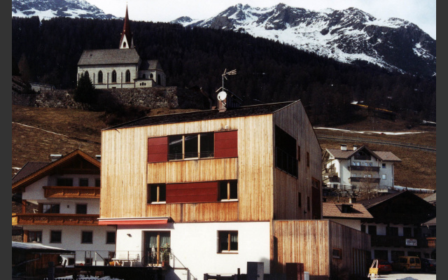 Haus S von archilab