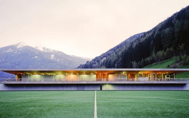 Sportanlage St. Martin von Stifter + Bachmann