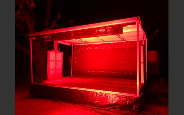 Night of Light: Red Moon Bühne