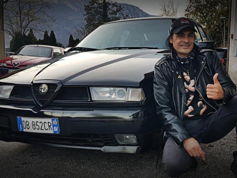 Luigi Guarino: Heavy Alfa Metal senza compromessi