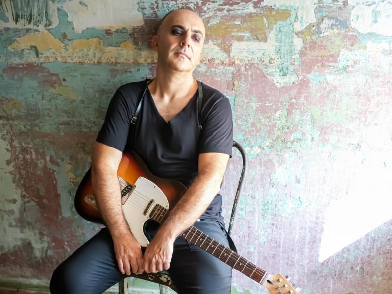 Sascha Giacomuzzi ist Beat Noir Deluxe