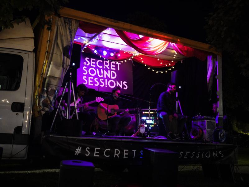 #secretsoundsessions Vol. 5 - Lost Zone