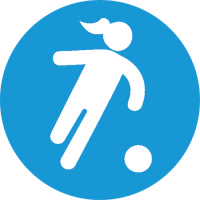 Ritratto di Calcio Frauen-Fußball