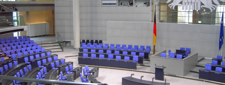 Bundestag BRD