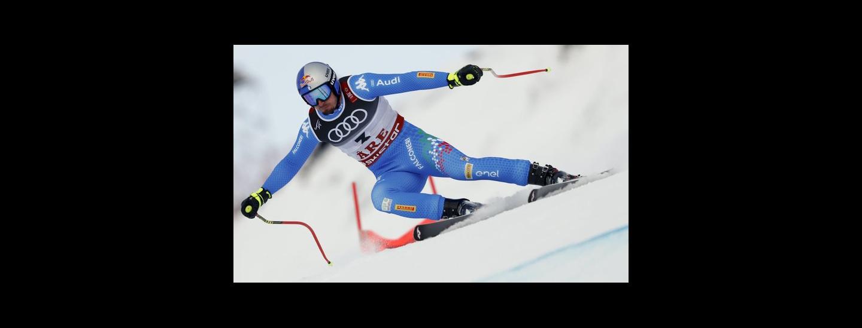 Super-G-Gold für Dominik Paris