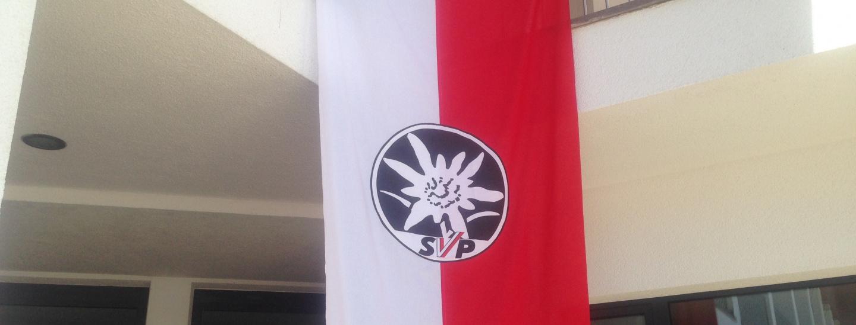 SVP-Fahne