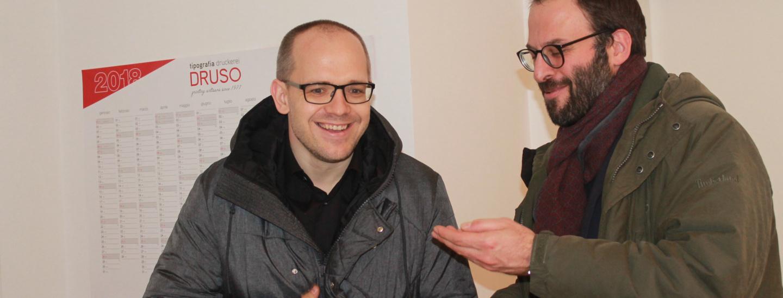 Evgeny Morozov e Sergio Cattani