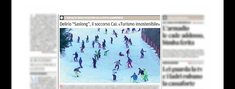 Alto Adige 21. Februar