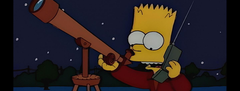 Simpsons & Astronomie