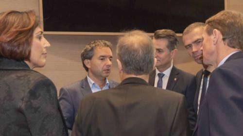Team Köllensperger im Landtag