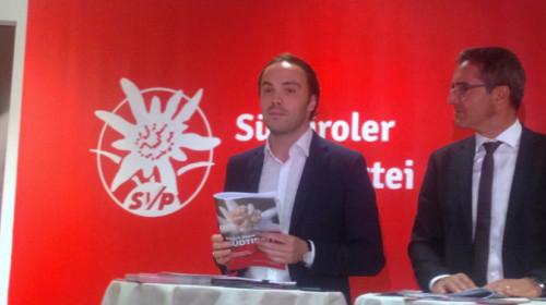 Philipp Achammer & Arno Kompatscher