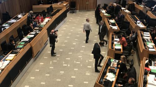 Landtag 13. Februar