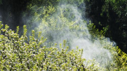 Ausbringung Pflanzenschutzmittel