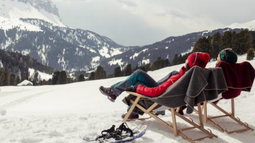 Südtirol Winterzeit