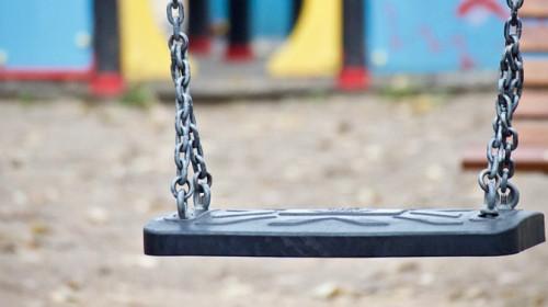 Altalena, parco, giochi