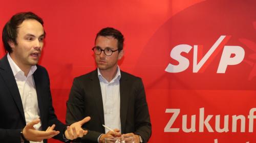 Philipp Achammer & Stefan Premstaller