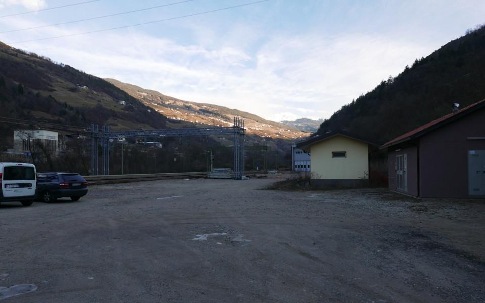 Neue Parkplätze Waidbruck