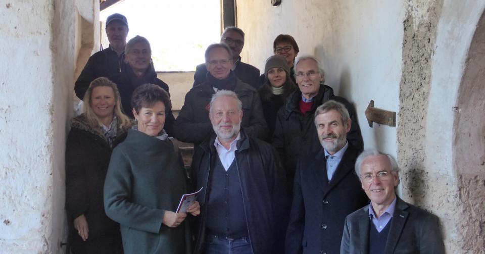 Vorstandsmitglieder Heimatpflegeverbände