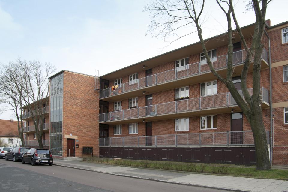 Laubenganghaus Dessau