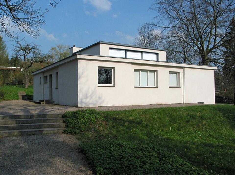 Haus am Horn (Westansicht)