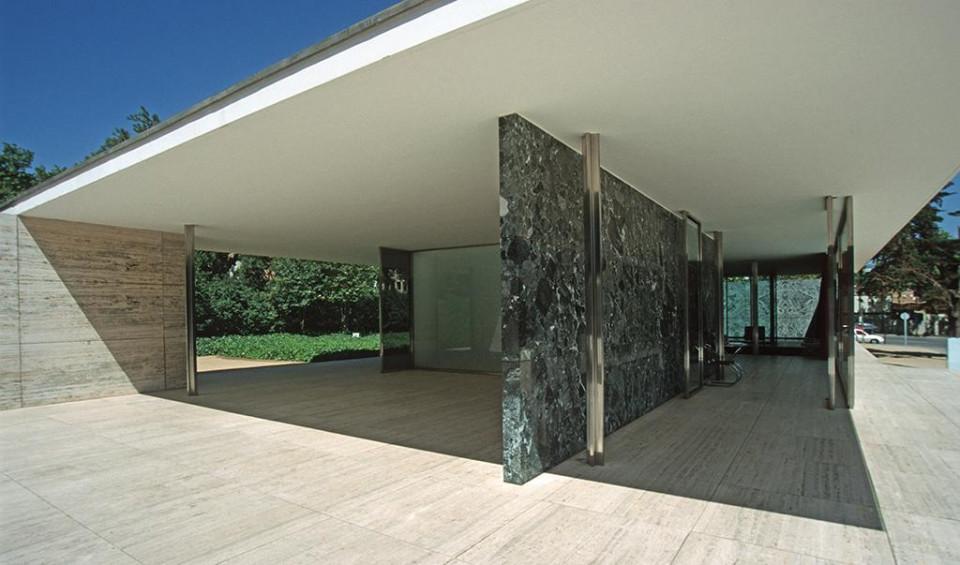 Barcelona Pavillon in Barcelona (Rekonstruktion)
