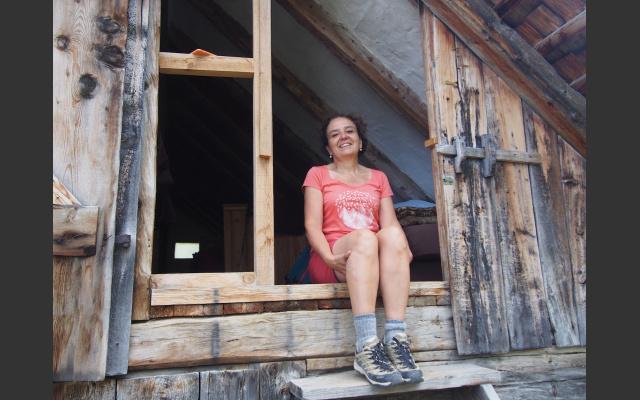 15 Das Lager im Dachboden der Scheune