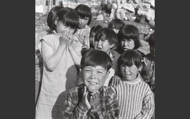 Inuit Kinder